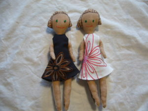 yamahanoz  お人形 女の子5